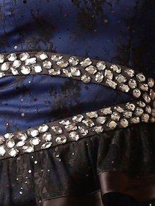 他の写真3: [SALE品のため返品不可]【Glitter】ベア・ぺプラム・ミニドレス・ワンピース