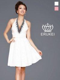 [SALE品のため返品不可]【ERUKEI】フォルター・Aライン・ミニドレス・ワンピース